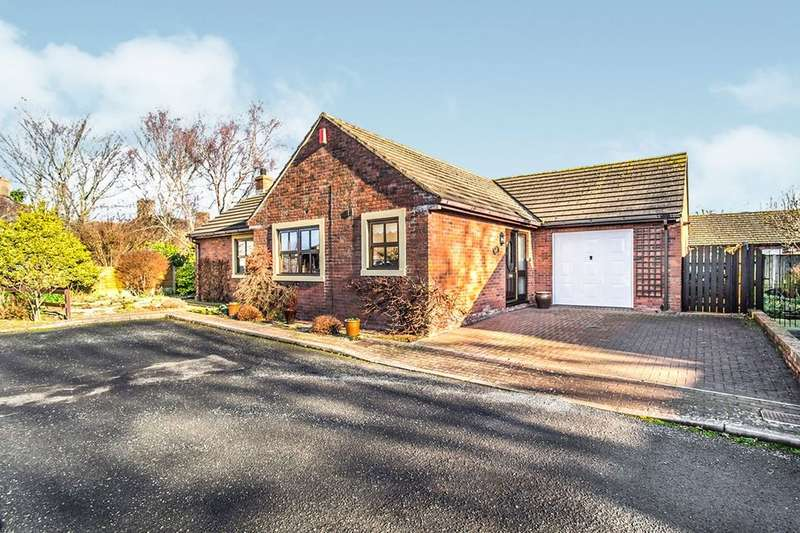 3 Bedrooms Detached Bungalow for sale in Thursby, Carlisle, CA5