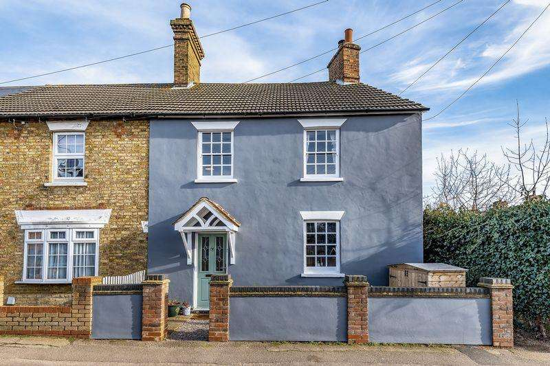 3 Bedrooms End Of Terrace House for sale in Baker Street, Ampthill