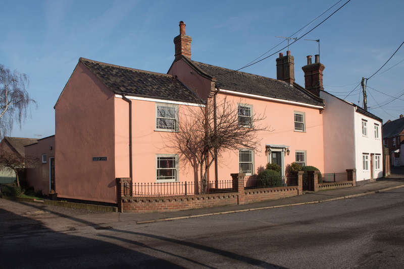 4 Bedrooms Semi Detached House for sale in Station Road, Earsham, Bungay