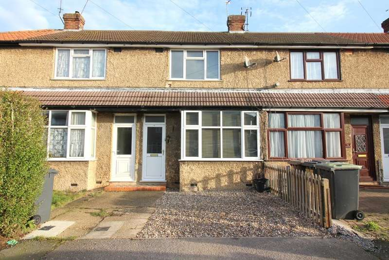 2 Bedrooms Terraced House for sale in Peartree Road, Luton, Bedfordshire, LU2 8AZ