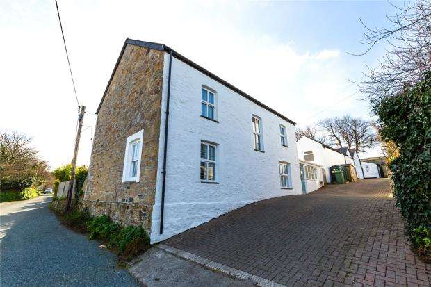 5 Bedrooms Detached House for sale in Trevail, Cubert, Newquay, Cornwall