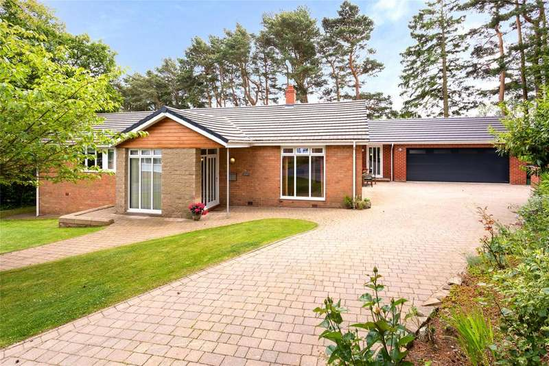 5 Bedrooms Bungalow for sale in Lanchester