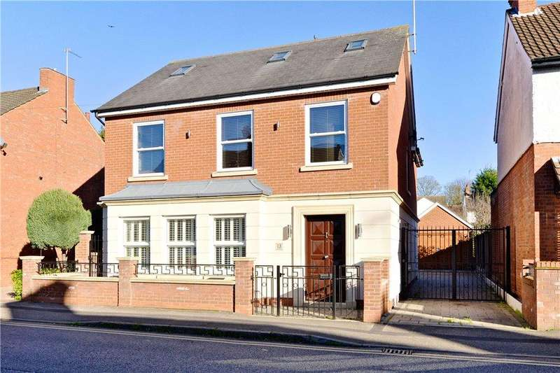 6 Bedrooms Detached House for sale in Lennox Road, Bletchley, Milton Keynes