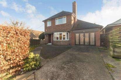 3 Bedrooms Detached House for sale in Norbriggs Road, Woodthorpe, Mastin Moor, Chesterfield