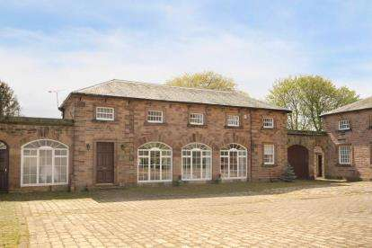 4 Bedrooms Detached House for sale in Aughton Court, Church Lane, Sheffield, South Yorkshire