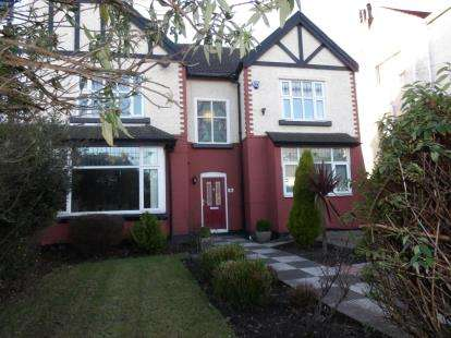 4 Bedrooms House for sale in Ronald Road, Waterloo, Liverpool, L22