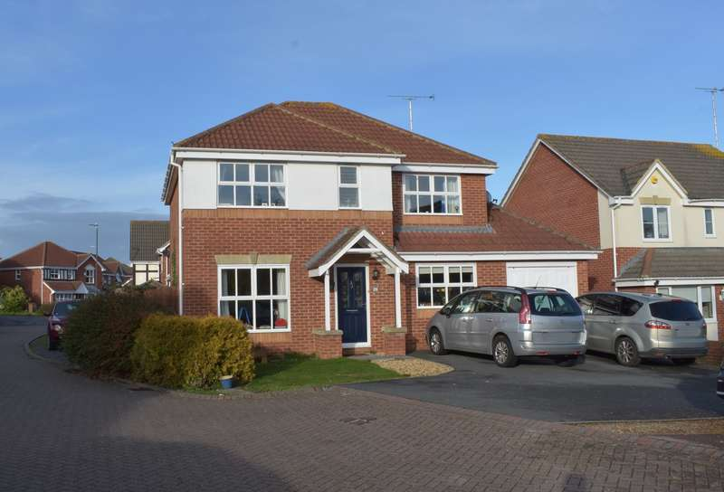 4 Bedrooms Detached House for sale in Abbey Meadow, Tewkesbury, GL20