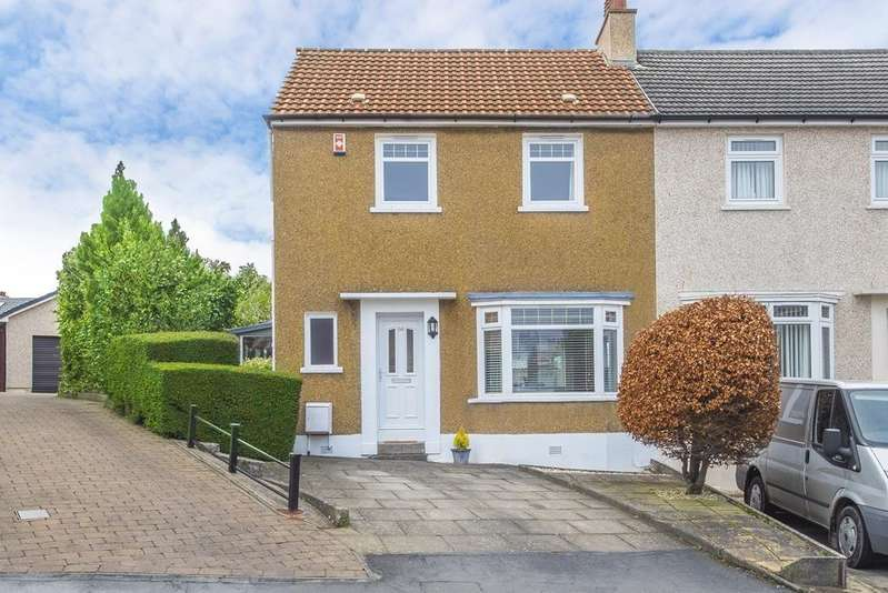 2 Bedrooms Semi Detached House for sale in 60 Farne Drive, Simshill, G44 5DJ
