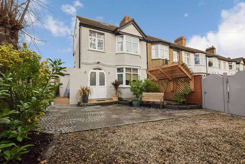 4 Bedrooms House for sale in Church Path, Mitcham