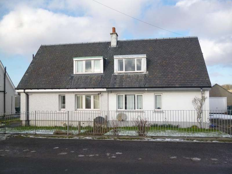 2 Bedrooms Semi Detached House for sale in 4 Newton Cottage, Bridgend, ISLE OF ISLAY, PA44 7PD