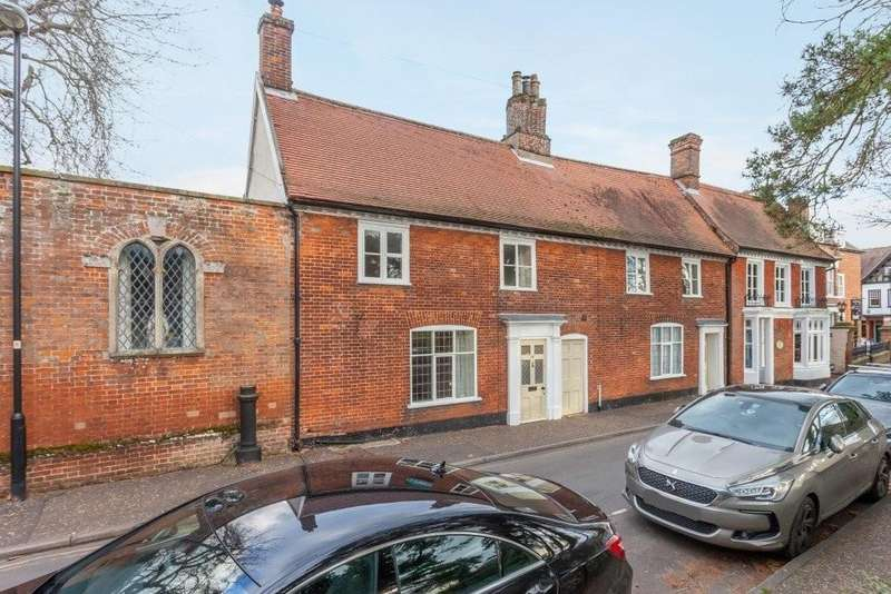 4 Bedrooms End Of Terrace House for sale in Wymondham