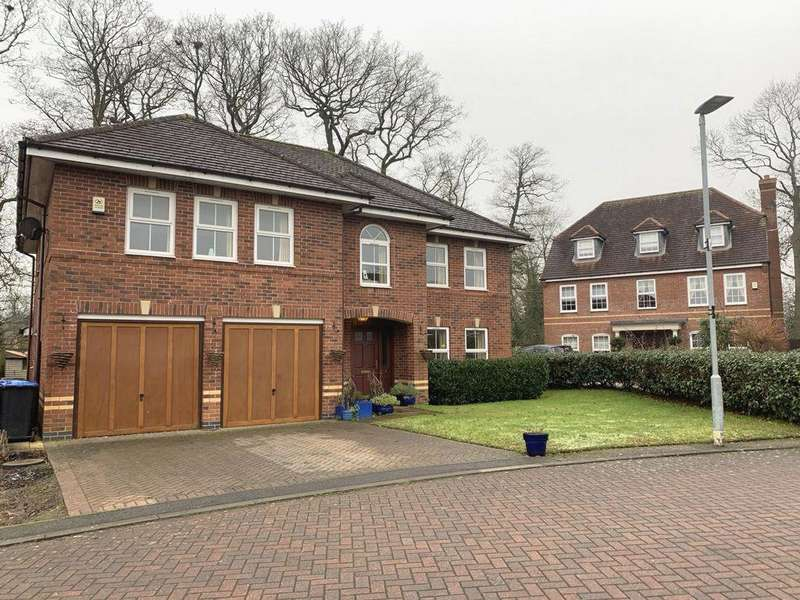 5 Bedrooms Detached House for sale in The Avenue, Stretton Hall, LE2