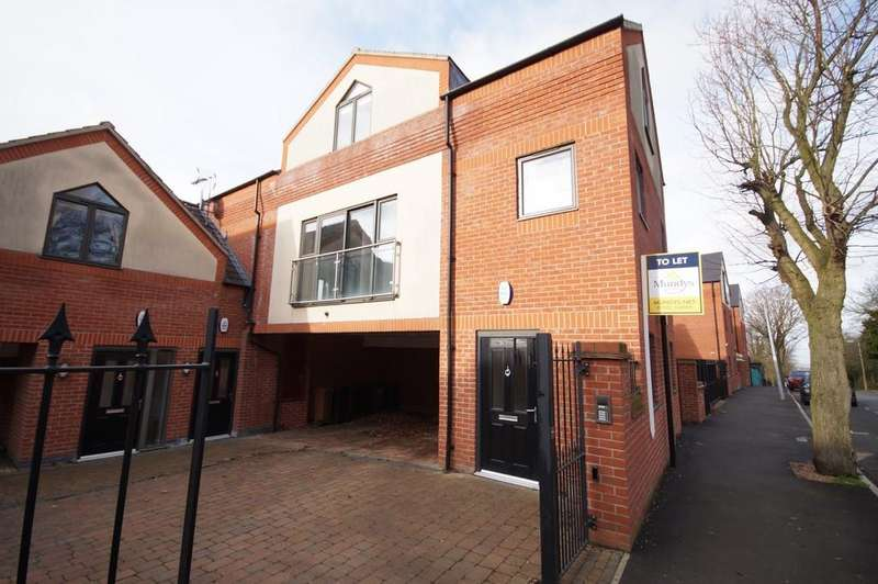 2 Bedrooms Link Detached House for sale in The Heights, Carline Road, Lincoln