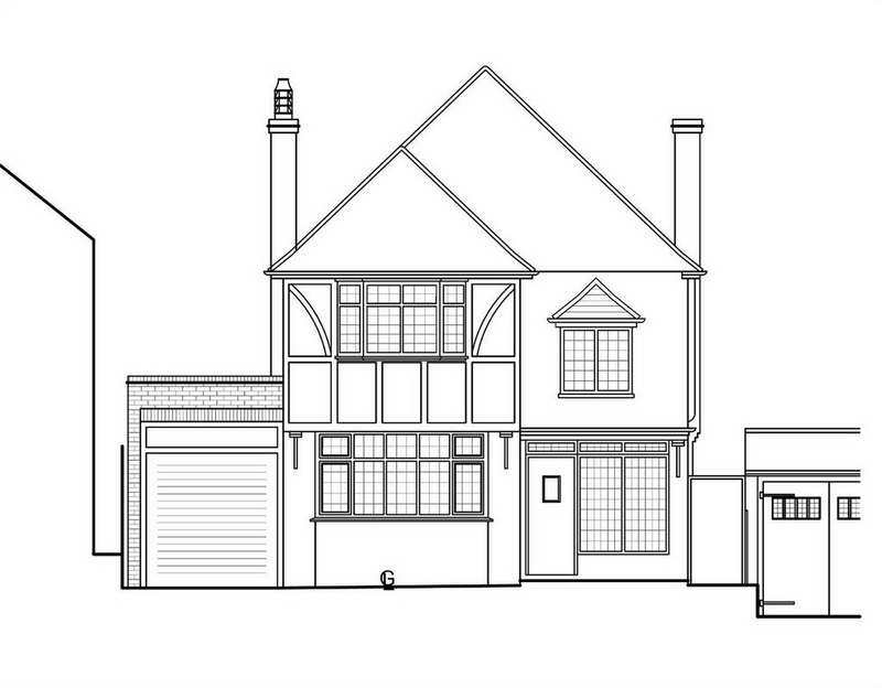 3 Bedrooms Detached House for sale in Bourne Avenue, London