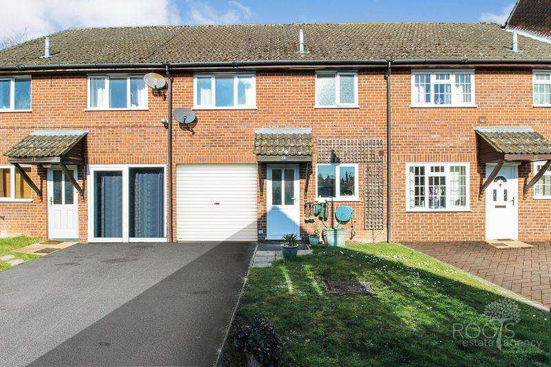 3 Bedrooms Terraced House for sale in Butson Close, Newbury