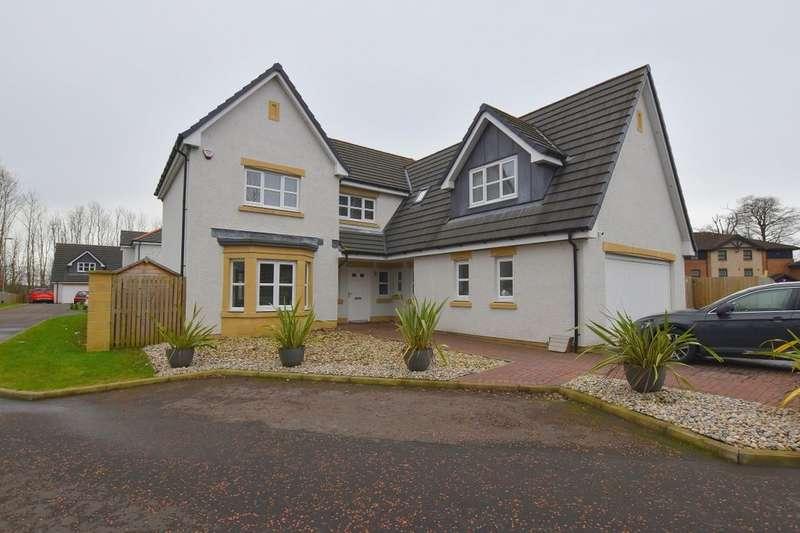 5 Bedrooms Detached House for sale in Calderpark, Uddingston, Glasgow, G71