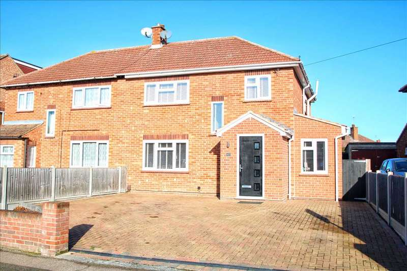 4 Bedrooms Semi Detached House for sale in Ambrose Avenue, Prettygate, Colchester