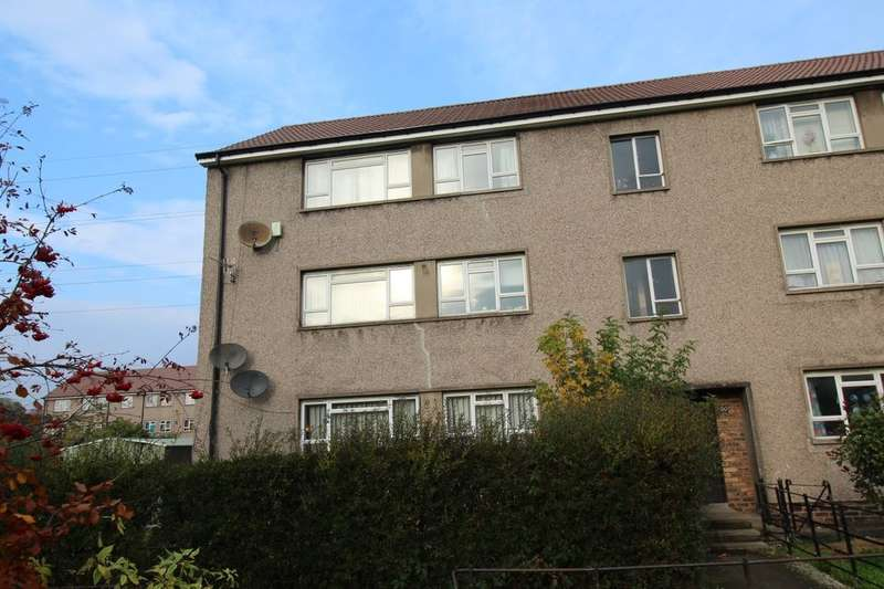 2 Bedrooms Flat for sale in Balgarthno Road, Dundee, DD2