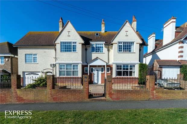 7 Bedrooms Detached House for sale in Westdown Road, Seaford, East Sussex