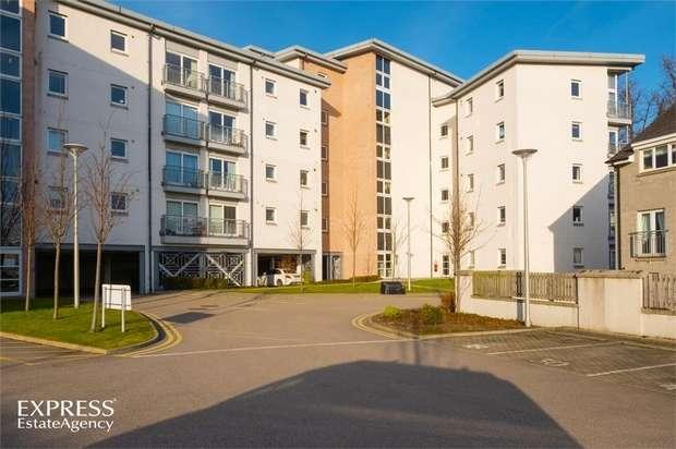 2 Bedrooms Flat for sale in Queens Crescent, Aberdeen