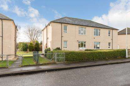 2 Bedrooms Flat for sale in Brown's Crescent, Annbank