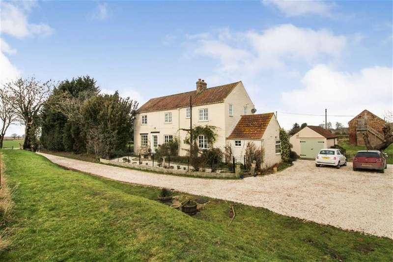 5 Bedrooms Detached House for sale in Black Tup Lane, Arnold, East Yorkshire