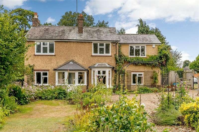 4 Bedrooms Detached House for sale in Cravells Road, Harpenden, Hertfordshire
