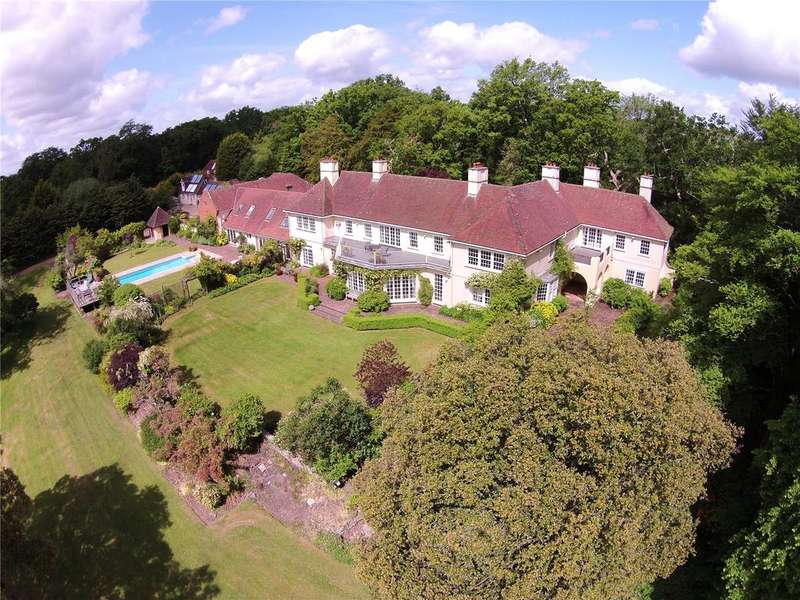 9 Bedrooms Detached House for sale in Castle Hill Lane, Burley, Ringwood, Hampshire, BH24