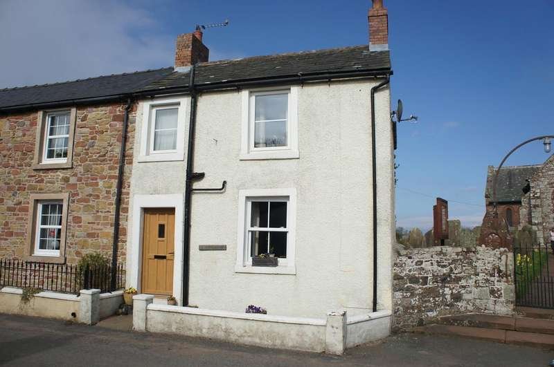 3 Bedrooms Semi Detached House for sale in Bowness-on-Solway