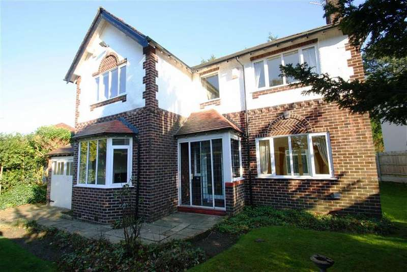 3 Bedrooms Detached House for sale in Thorngrove Road, Wilmslow
