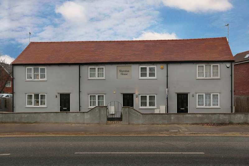 2 Bedrooms Terraced House for sale in Basingstoke Road, Three Mile Cross, Reading, RG7 1TF