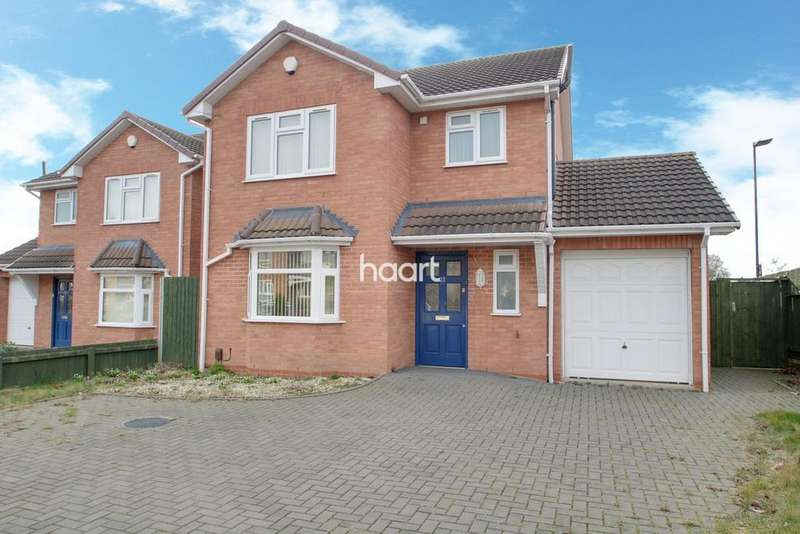 3 Bedrooms Detached House for sale in Highfield Lane, Quinton
