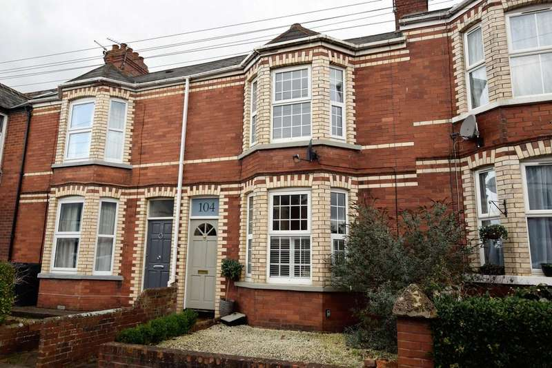 3 Bedrooms House for sale in Ladysmith Road, Exeter, EX1