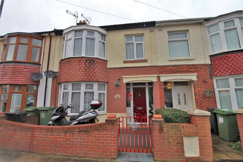 4 Bedrooms Terraced House for sale in Green Lane, Copnor