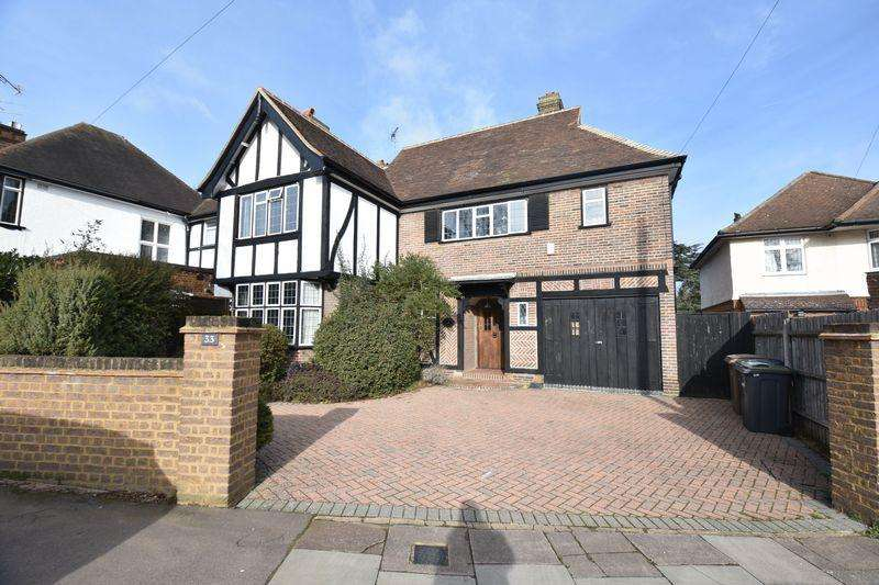 4 Bedrooms Detached House for sale in Whitehill Avenue, Luton