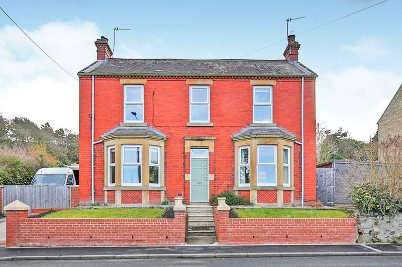3 Bedrooms Detached House for sale in Low Westwood, Newcastle Upon Tyne, NE17