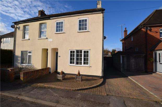 2 Bedrooms Semi Detached House for sale in South Street, Farnborough, Hampshire