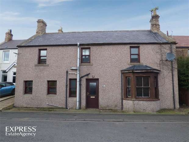 2 Bedrooms Detached House for sale in Main Street East End, Chirnside, Duns, Scottish Borders