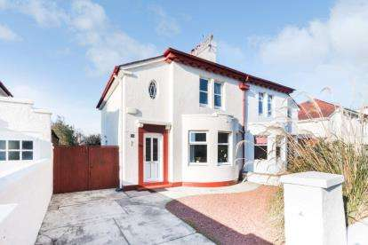 3 Bedrooms Semi Detached House for sale in Monument Road, Ayr
