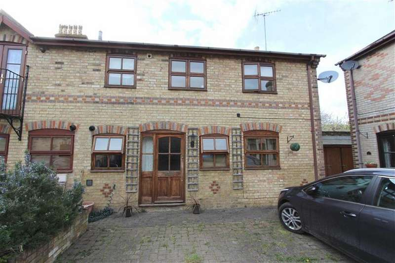 2 Bedrooms Terraced House for sale in Rochester Mews, Church Road, Linslade