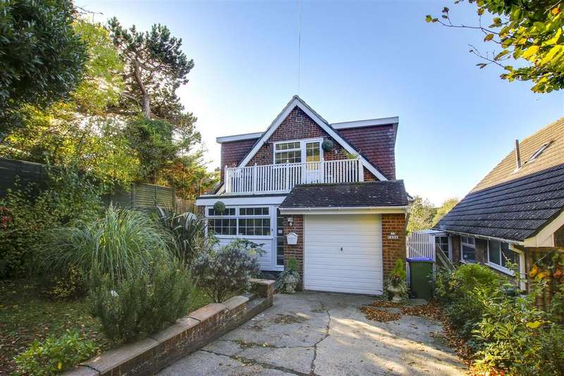 4 Bedrooms Detached House for sale in Fairholme Road, Newhaven