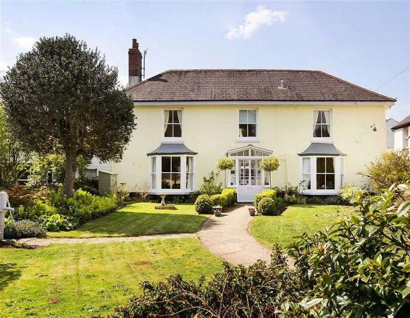 8 Bedrooms Detached House for sale in Ringmore Road, Shaldon, Teignmouth, Devon, TQ14