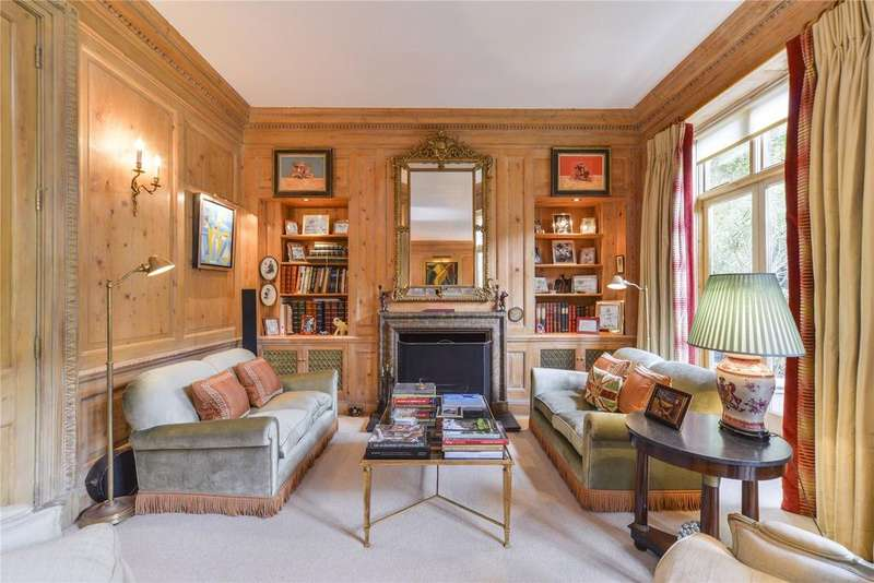 7 Bedrooms Terraced House for sale in Gloucester Square, The Hyde Park Estate, London