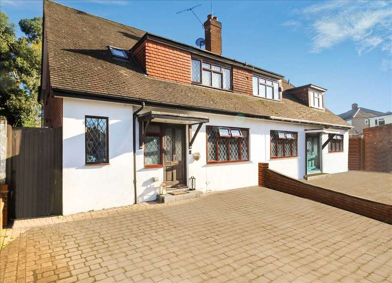 3 Bedrooms Semi Detached House for sale in Oakbank, Hutton, Brentwood