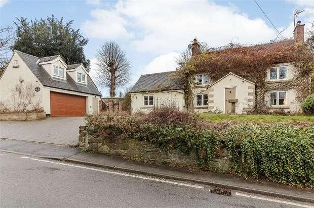 3 Bedrooms Detached House for sale in Ashbourne Road, Turnditch, Belper, Derbyshire
