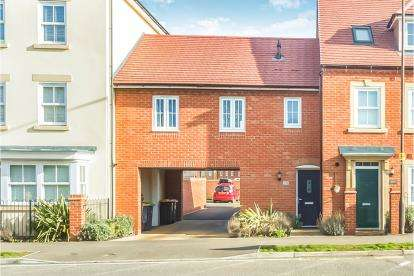 1 Bedroom Flat for sale in Kingswood Way, Great Denham, Bedford, Bedfordshire