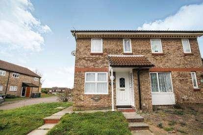 2 Bedrooms Semi Detached House for sale in Penda Close, Luton, Bedfordshire, United Kingdom