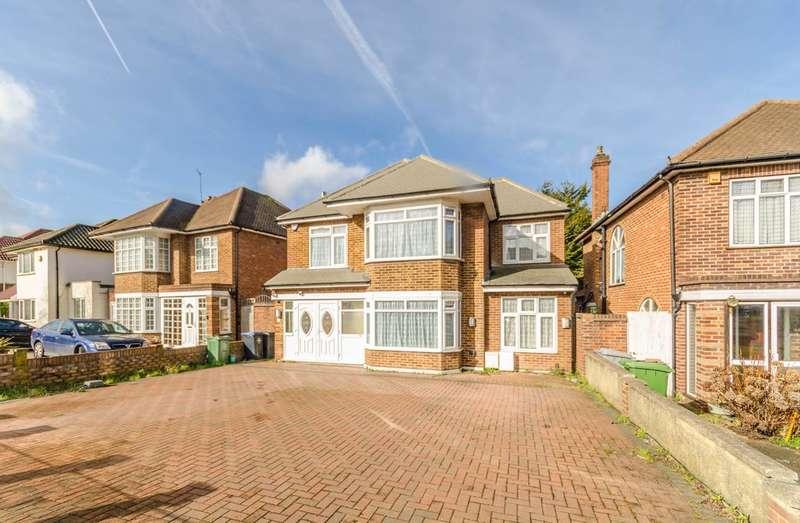 5 Bedrooms Detached House for sale in Sudbury Court Drive, Harrow, HA1