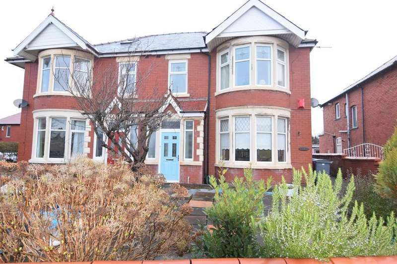2 Bedrooms Ground Flat for sale in Warbreck Hill Road, Blackpool
