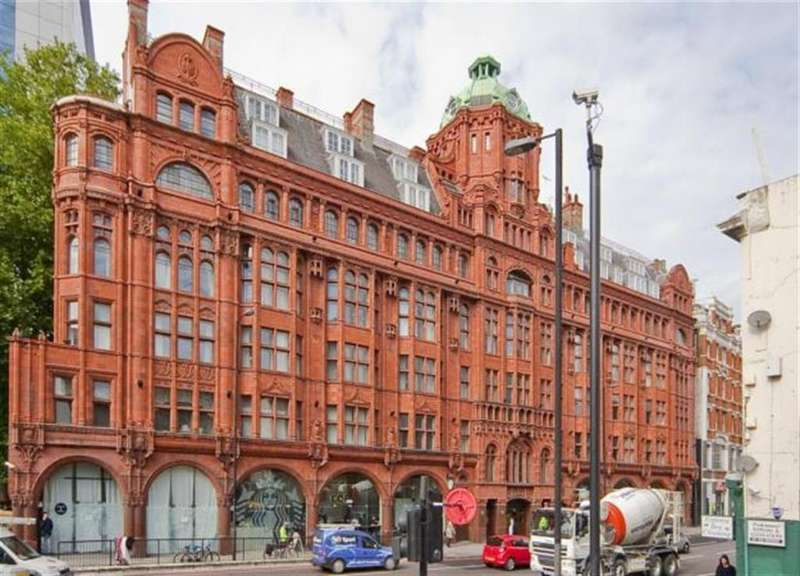 3 Bedrooms Duplex Flat for sale in City Road, London, EC1V